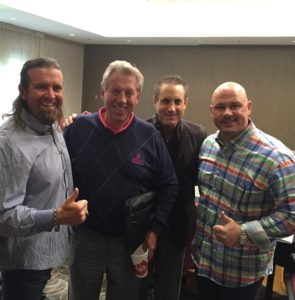 Paul Roberts, John Maxwell, Tim Goad, Jeremy Patton